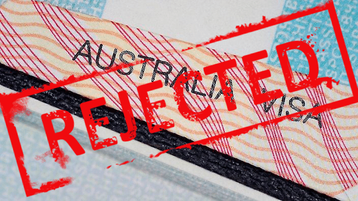 What to do if my visa application is rejected